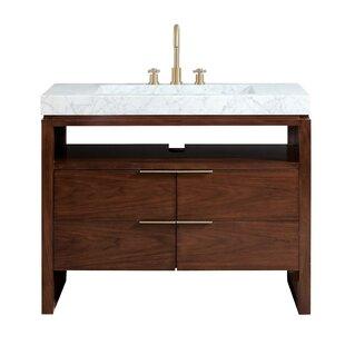 Best Price Wigington 43 Single Bathroom Vanity Set ByMercury Row