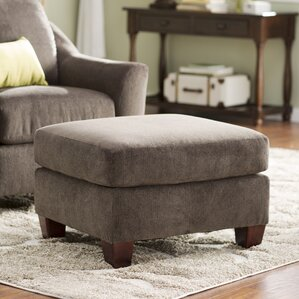 Simmons Upholstery Olivia Ottoman by Darby Home Co