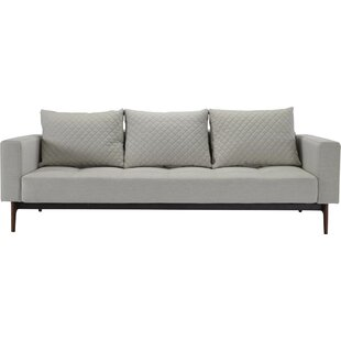 Innovation Living Inc. Cassius Quilt Deluxe Sleeper Sofa