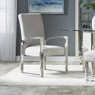 Redick Upholstered Dining Chair (Set of 2)