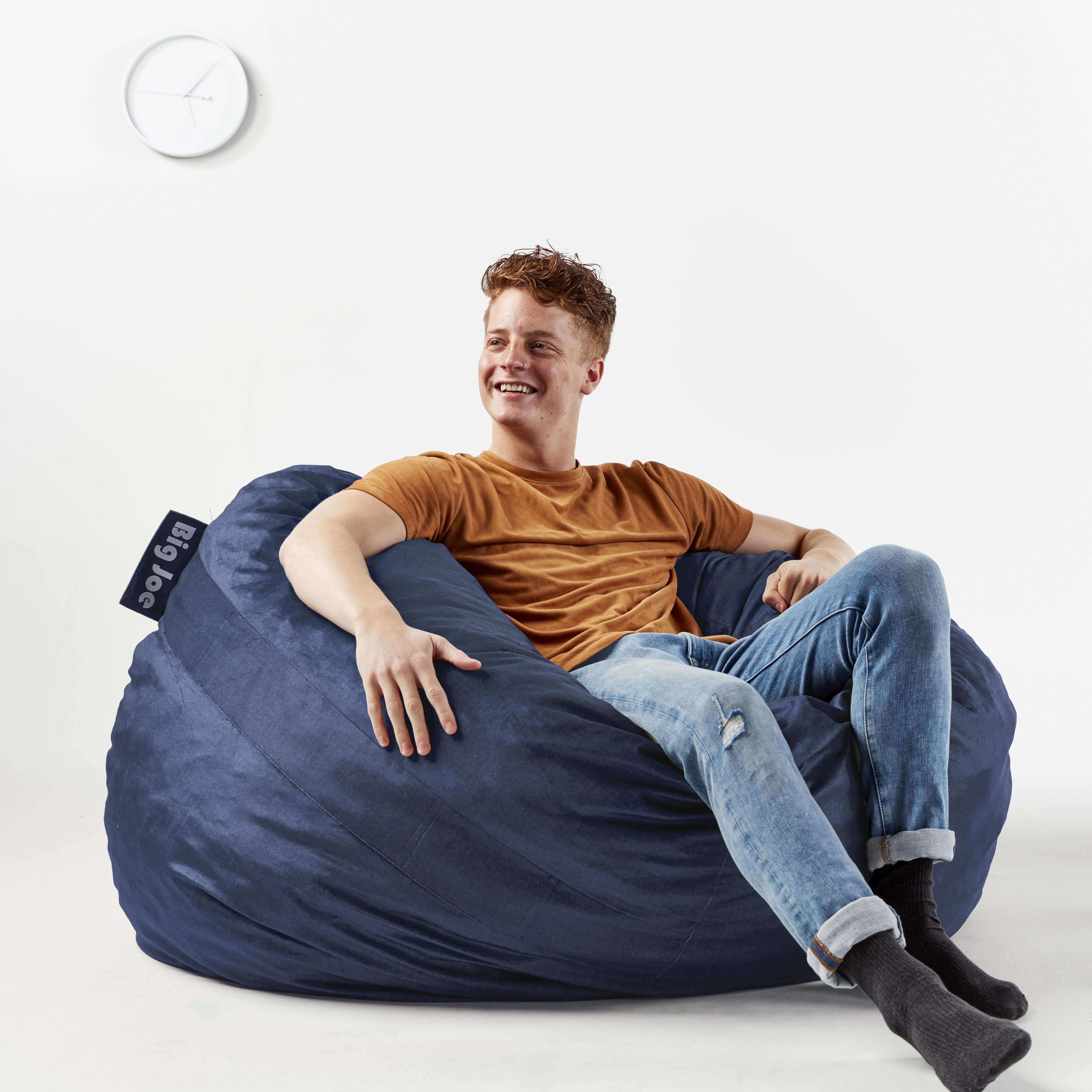 03468a57b7 Comfort Research Fuf Bean Bag Chair   Reviews