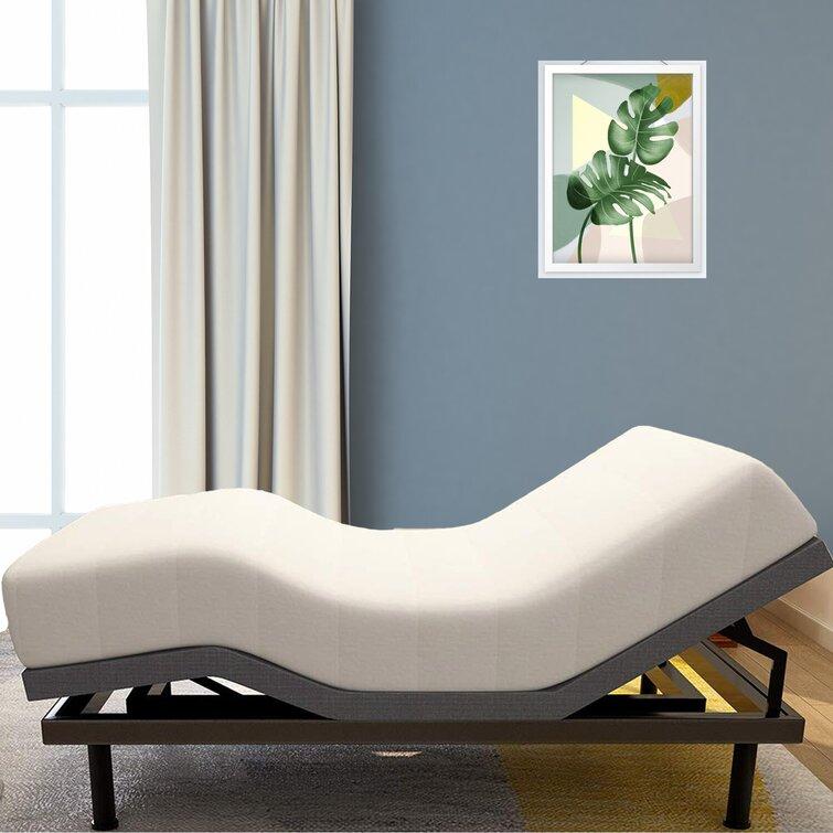 Killeen Zero Gravity Adjustable Bed with Wireless Remote