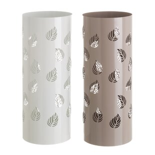 Strawser Umbrella Stand (Set Of 2) By Mercury Row