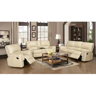 Wildon Home ® Ramon Reclining Configurable Living Room Set