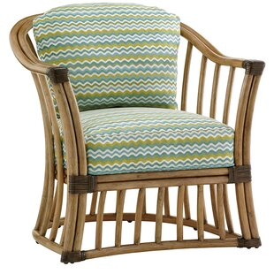 Twin Palms Paradise Cove Barrel Chair by Tommy Bahama Home