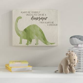 Carousel Home and Gifts Dinosauria Cute Wooden Triceratops Baby Memory Picture Frame ~ Baby Photo Frame