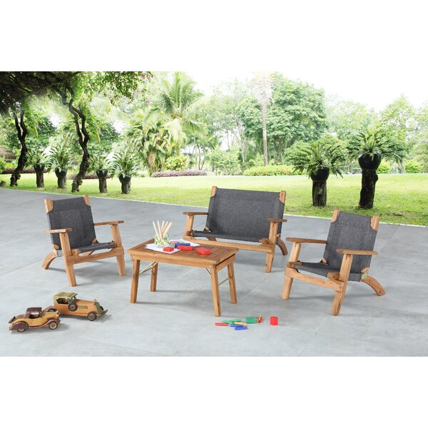 Fabulous Kids Outdoor Table And Chairs Wayfair Creativecarmelina Interior Chair Design Creativecarmelinacom