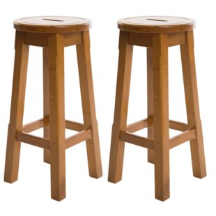 Horner Bar Stool Set (Set Of 2) By Union Rustic