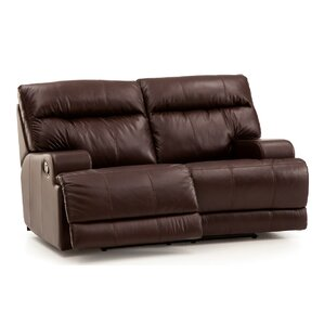 Lincoln Console Reclining Sofa by Palliser Furniture