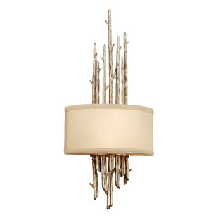Buy clear Arcola 2-Light Wall Sconce By Foundry Select