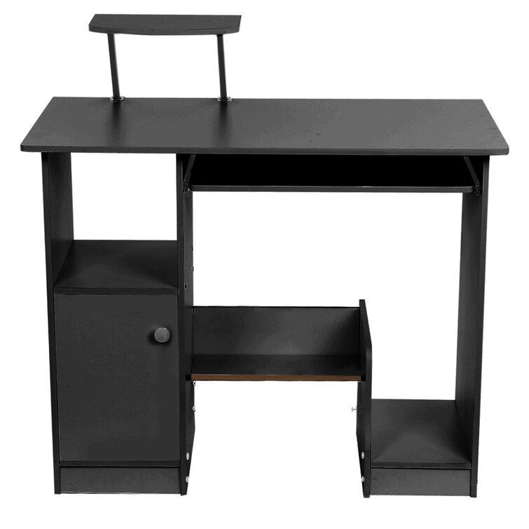 Ebern Designs Home Desktop Computer Desk With Lockers Home Small Desk Dormitory Study Table Wayfair