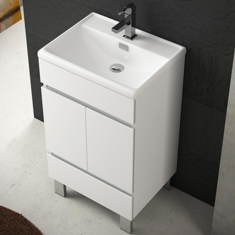 Orren Ellis Niles 20 Single Bathroom Vanity Set Wayfair