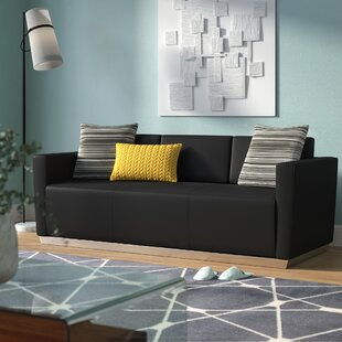 Hypnos Leather Sofa by Wade Logan Find