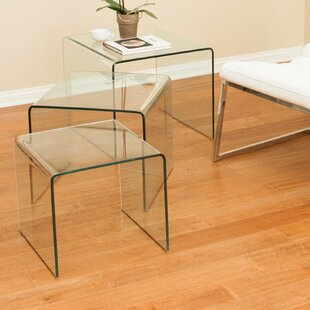Northampton 3 Piece Nesting Tables by Orren Ellis