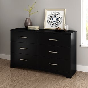 Gramercy 6 Drawer Double Dresser