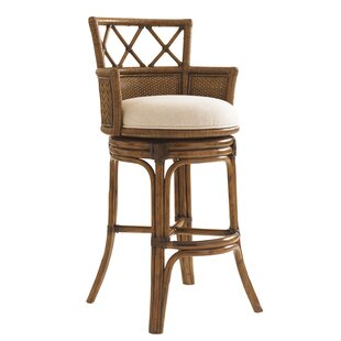 Bali Hai 30 Swivel Bar Stool