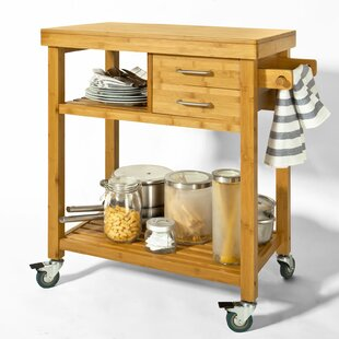 Laney Serving Cart By Brambly Cottage