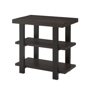 Worden End Table by Gracie Oaks