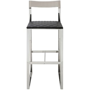 Camille 30.5 Bar Stool by Nuevo Purchase