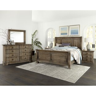 Bowie Sleigh Configurable Bedroom Set