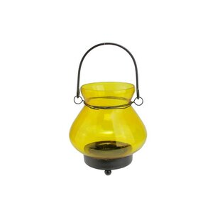 Comparison Metal/Glass Lantern By Northlight Seasonal