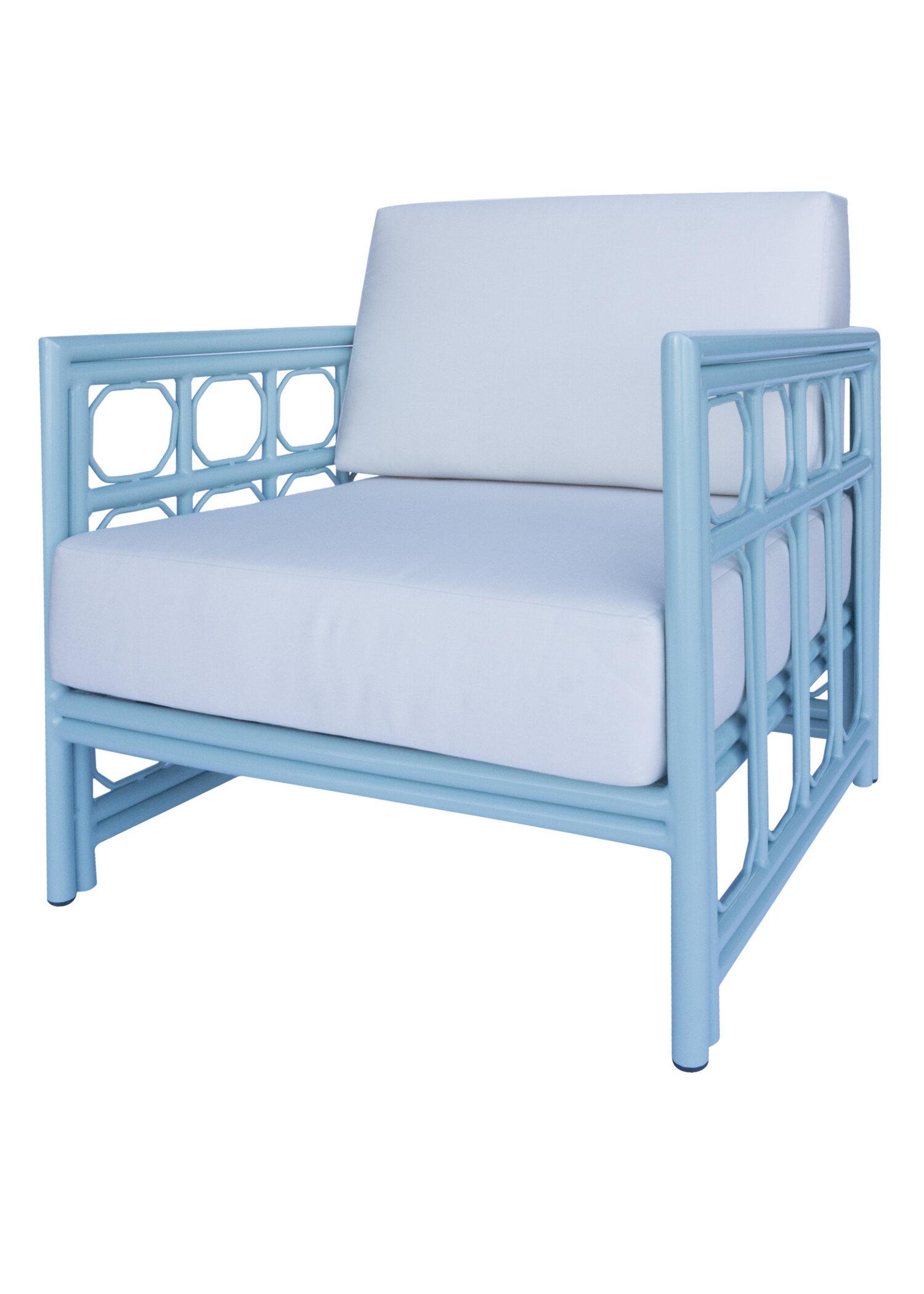 4 Chair Patio Set: Selamat Designs Regeant 4 Season Patio Chair With Cushion