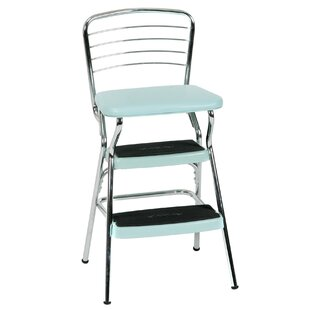 Strange Thorson 3 Step Steel Step Stool Ocoug Best Dining Table And Chair Ideas Images Ocougorg