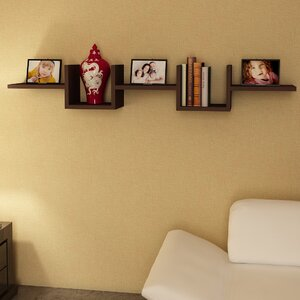 Wood Accent Shelf
