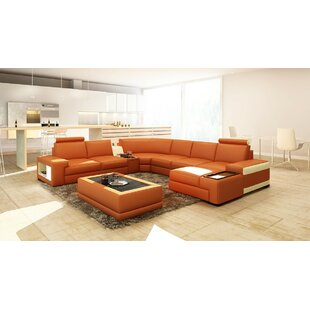 Hokku Designs Samba Sleeper Sectional