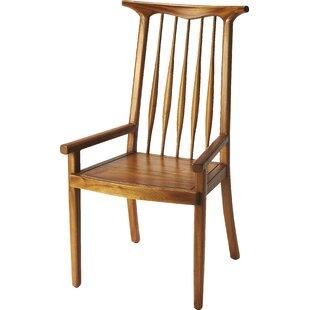 Corrigan Studio Olivos Solid Wood Dining Chair