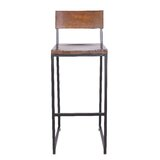 Talley Metal 30 Bar Stool (Set of 2) by Williston Forge