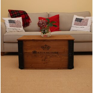 Jacoby Coffee Table By Union Rustic