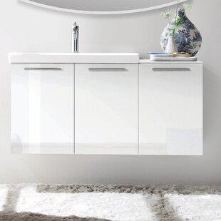 Essenze 42 Single Modern Bathroom Vanity Set by Acquaviva