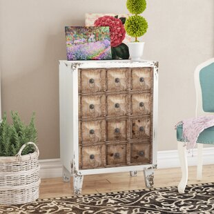Hutsonville Durable 12 Drawer Accent Chest
