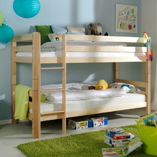 Review Caudle European Single Bunk Bed