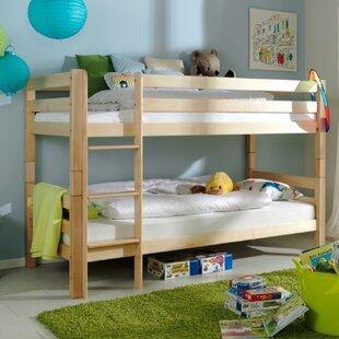 Check Price Caudle European Single Bunk Bed