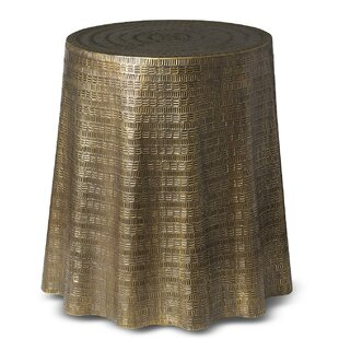 Irondale Drape End Table
