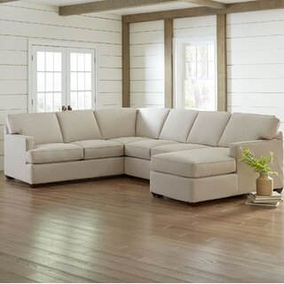 Alessandro U-Shaped Sectional by Birch Lane๏ฟฝ Heritage SKU:BD764182 Details