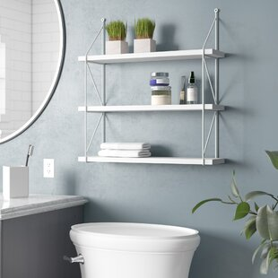 Molena 3-Tier Display Wall Accent Shelf