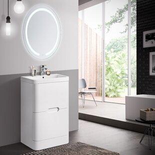 Croyle 600mm Free-standing Vanity Unit By Belfry Bathroom