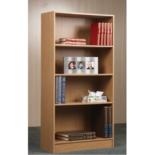 Trend Macedonia Standard Bookcase by Andover Mills