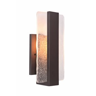 Compare & Buy Hampson LED Outdoor Sconce By Brayden Studio