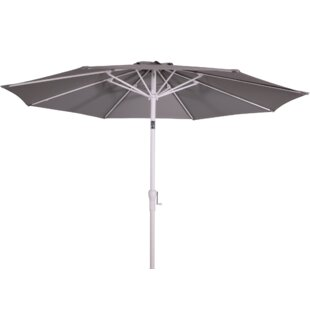 Libra Rock 3m Traditional Parasol By Lesli Living