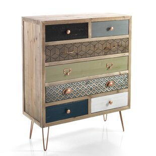 Terwilliger 7 Drawer Chest By Bloomsbury Market