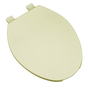 Plumbing Technologies LLC Deluxe Plastic Contemporary Round Toilet Seat