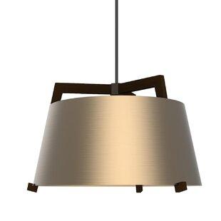Cerno Ignis 3-Light Cone Pendant