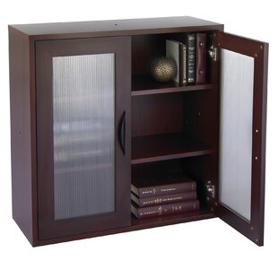 Apres Modular 2 Door Storage Cabinet by Safco Products Company