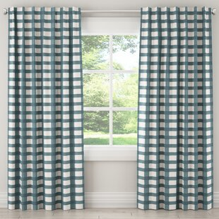 Buffalo Plaid Curtains Wayfair