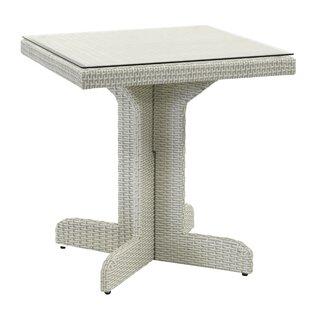 Pettingill Rattan Dining Table Image