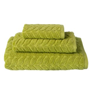 Kerr 3 Piece Turkish Cotton Towel Set